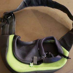 Small dog/cat purse